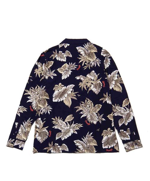 【glamb】フロリアシャツ/Floria SH