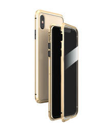 <LUPHIE/ルフィ>iPhone X/XS/XS MAX Magnetic Bumper Case マグネティック バンパーケース(モバイルケース/カバー)