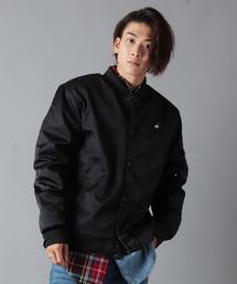 【STAPLE】ワンポイントロゴ ボンバージャケット MA1(MA-1)