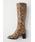 MOUSSY(マウジー)の「SQUARE TOE LONG ブーツ(ブーツ)」|マルチ