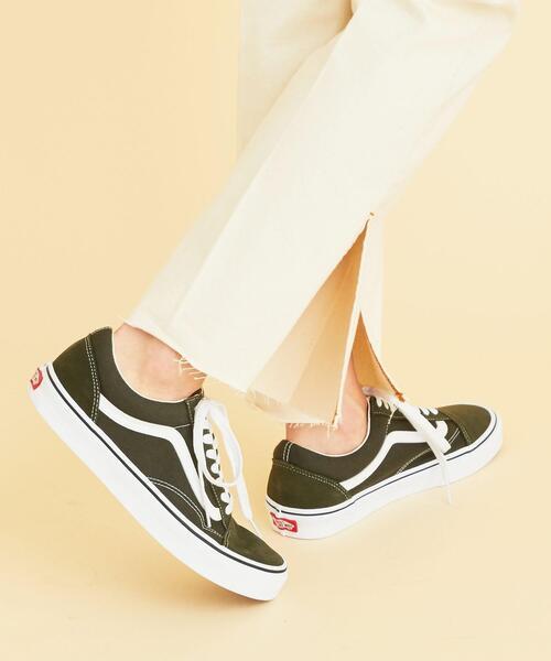 <VANS(バンズ)>∴OLD SKOOL オールドスクール スニーカー