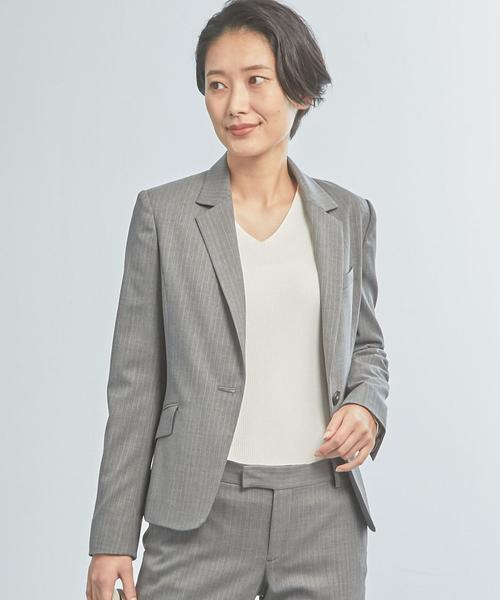 【WORK TRIP OUTFITS】◆WTO D TW テーラード ジャケット