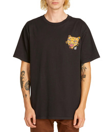 VOLCOM(ボルコム)のOzzie Tiger S/S Tee(Tシャツ/カットソー)