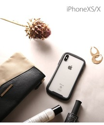 iFace(アイフェイス)のiPhone XS ケース iPhone X ケース iFace Reflection クリアケース 強化ガラス 透明(モバイルケース/カバー)
