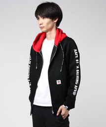 AAPE BY A BATHING APE(エーエイプバイアベイシングエイプ)のAAPE ZIP UP(パーカー)