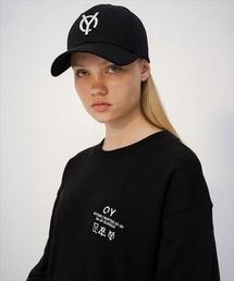 OY(オーワイ)のOY/オーワイ/METAL LOGO CAP(キャップ)