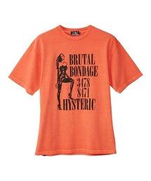BRUTAL BONDAGE Tシャツオレンジ