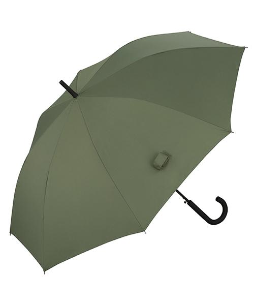 Wpc.(ダブルピーシー)の「「濡らさない傘」アンヌレラビズ Unnurella biz long(長傘)」 カーキ