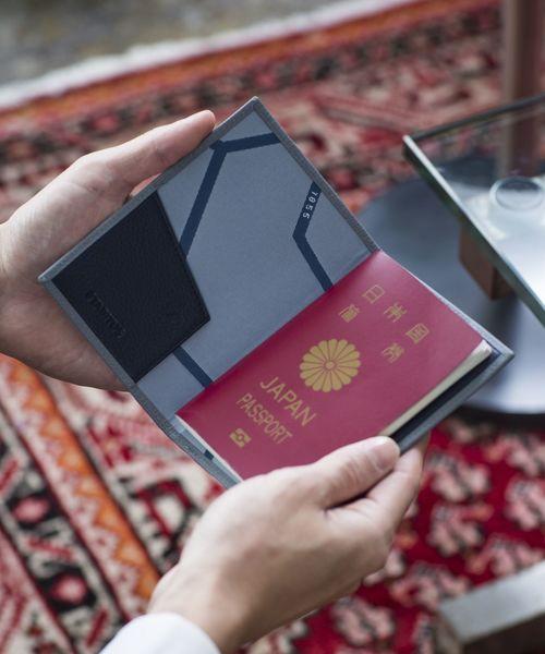 TABITUS×PETEK 1855 パスポートスリーブ