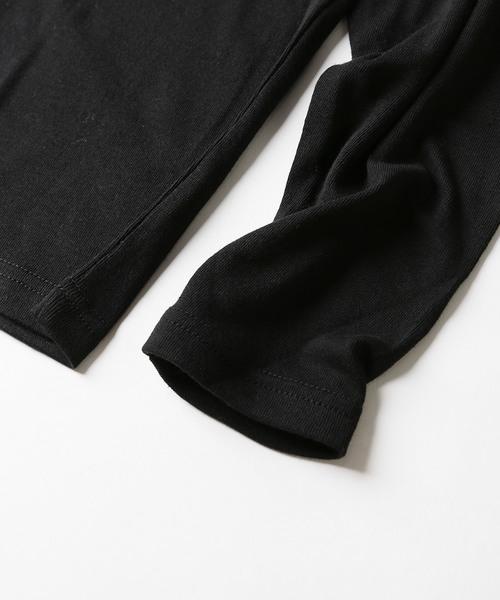 WEB限定 フライスVネック Tシャツ