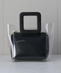 <STAUD CLOTHING>CLEAR MINI BAG/バッグ.