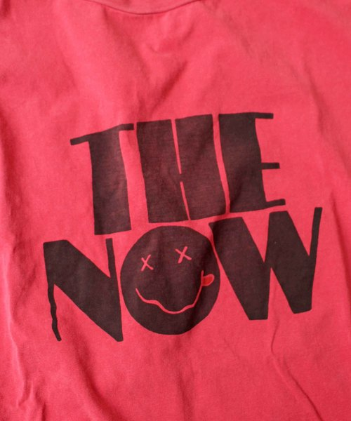 REMI RELIEF(レミレリーフ)  スペシャル加工Tシャツ THE NOW