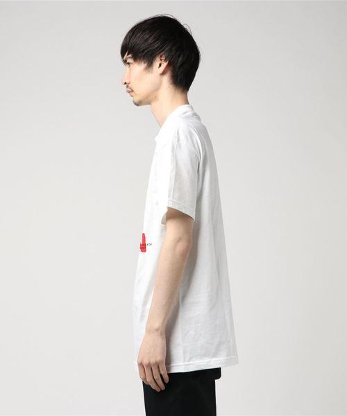PLEASURES/プレジャーズ/GIRL IS A GUN T-SHIRTS/プリントTシャツ
