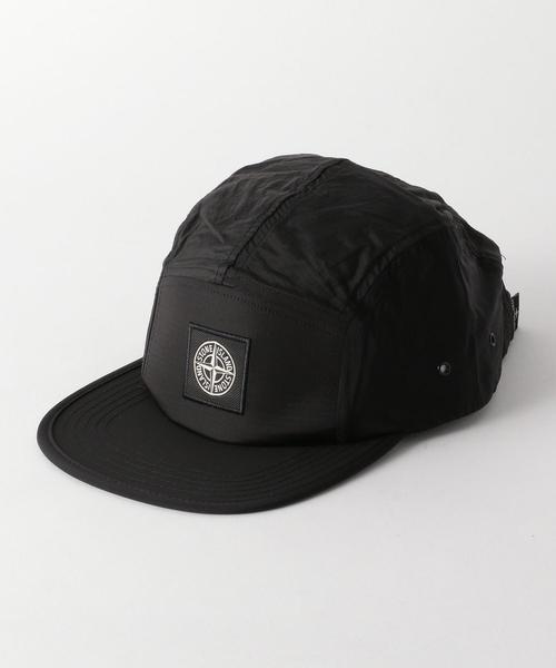 <STONE ISLAND> CAMP CAP/キャップ
