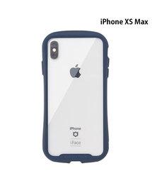 iFace(アイフェイス)のiPhone XS Max ケース iFace Reflection 強化ガラス クリアケース(モバイルケース/カバー)