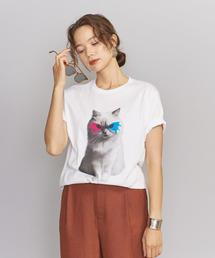 <Paratiisi>MASK キャットTシャツ