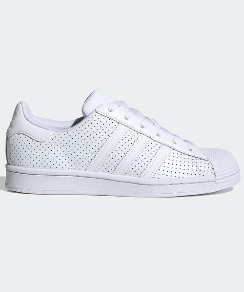 adidas(アディダス)の「スーパースター [Superstar] アディダスオリジナルス(スニーカー)」 ホワイト