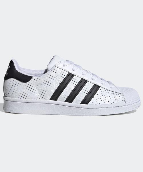 adidas(アディダス)の「スーパースター [Superstar] アディダスオリジナルス(スニーカー)」 ブラック