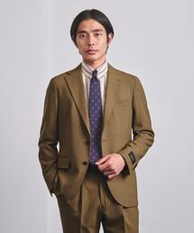<UNITED ARROWS> ソフト サージ 2ボタン スーツ C-MODEL