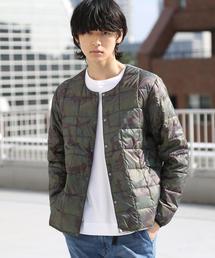 【MENS】TAION(タイオン)インナーダウンジャケット2