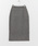 URBAN RESEARCH Sonny Label(アーバンリサーチサニーレーベル)の「ミラノリブニットタイトスカート(スカート)」|詳細画像