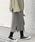 URBAN RESEARCH Sonny Label(アーバンリサーチサニーレーベル)の「ミラノリブニットタイトスカート(スカート)」|グレー