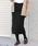 URBAN RESEARCH Sonny Label(アーバンリサーチサニーレーベル)の「ミラノリブニットタイトスカート(スカート)」|ブラック