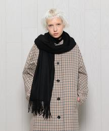 <JOHNSTONS>CASHMERE STOLE/ストール