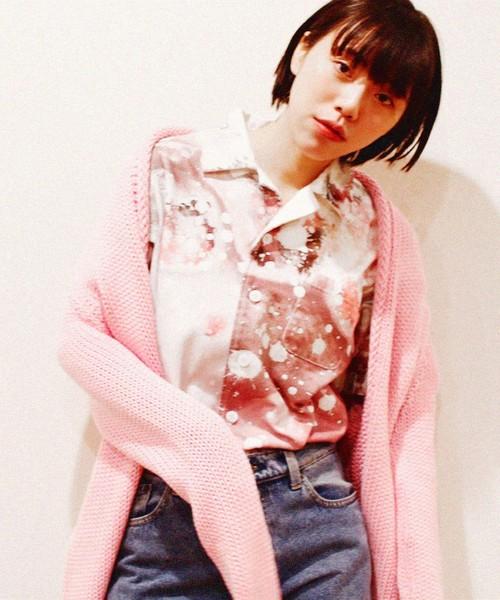 KASHIHARA SHINPEI ×k3&co. SHIRTS