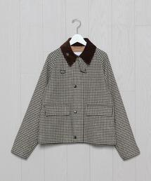<Barbour>SPEY CHECK JACKET/ジャケット