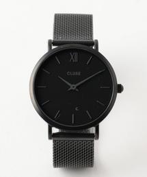 CLUSE(クルース)の<CLUSE >メッシュ33mmフェイスウォッチ(腕時計)