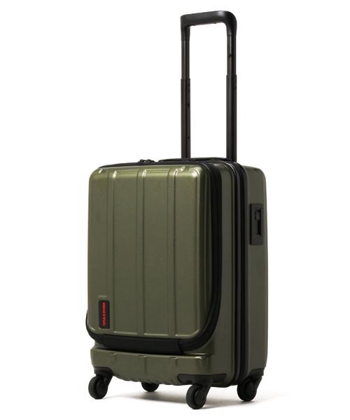 BRIEFING(ブリーフィング)の「BRIEFING / ハードケース  H34F(スーツケース/キャリーバッグ)」|オリーブ
