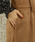 ViS(ビス)の「ハイウエストスエードジャンパースカート(ジャンパースカート)」|詳細画像