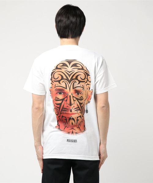 PLEASURES/プレジャーズ/UNIQUE T-SHIRTS/ユニークTシャツ