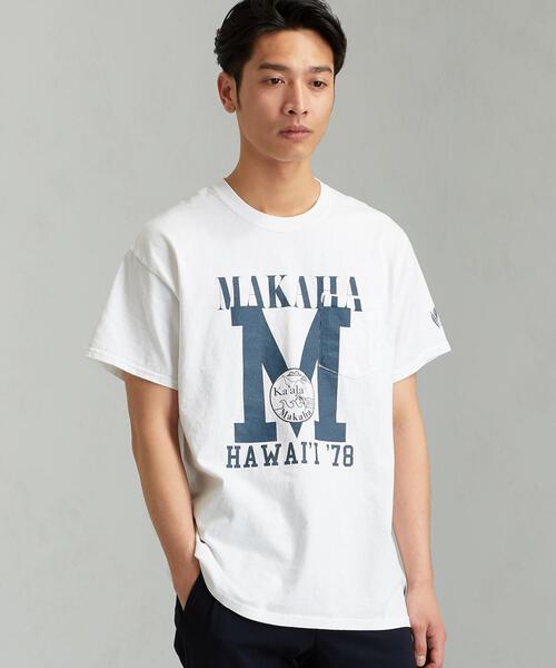 [ザ デイ オン ザ ビーチ] SC THE DAY MAKAHA Tシャツ
