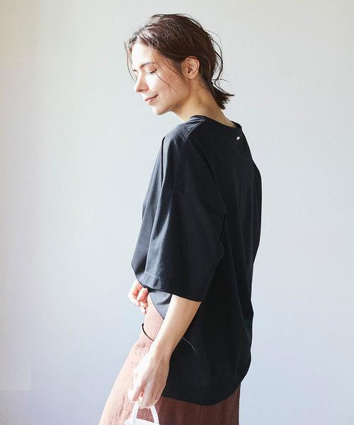 ライトクールオーバーTシャツ