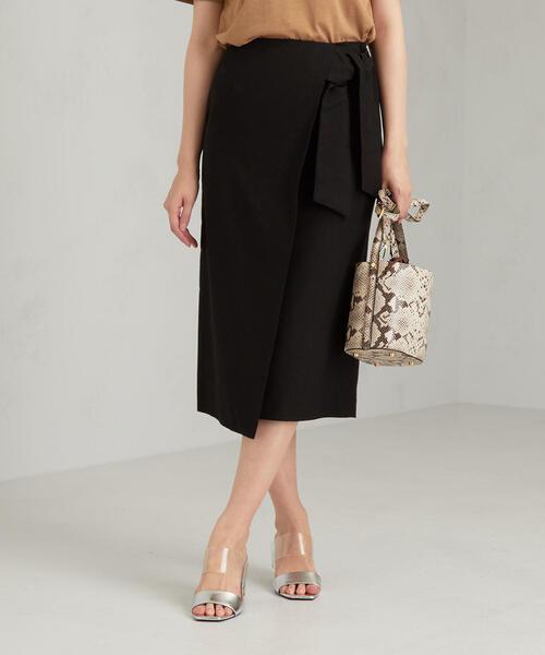 FFC リボン ベルト スカート
