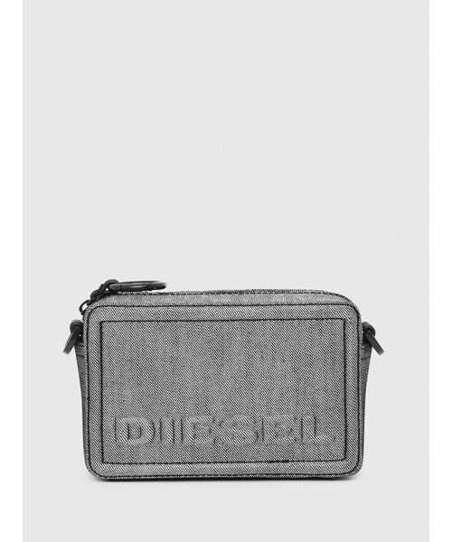 おすすめ レディース デニム ミニクロスボディバッグ(ボディバッグ BAG DIESEL/ウエストポーチ) デニム DIESEL(ディーゼル)のファッション通販, オンセンチョウ:eeca2412 --- wm2018-infos.de