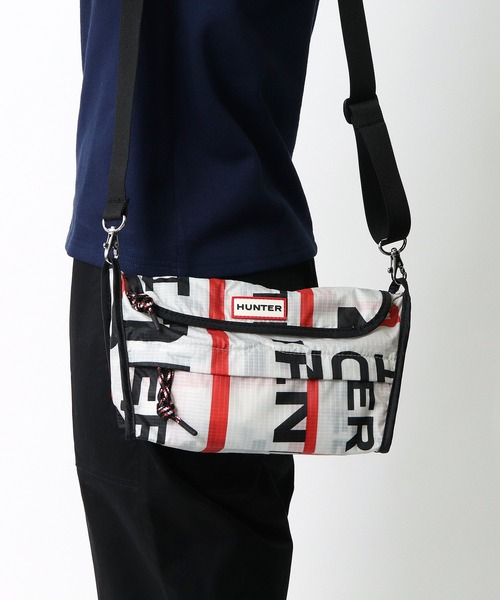 【 HUNTER / ハンター 】ORIGINAL PACKABLE CROSSBODY UBS7013NSP