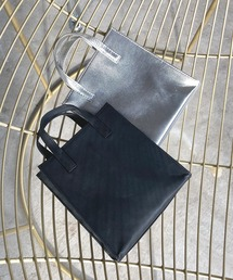 【chuclla】Leather square bag cb-2 chas1シルバー