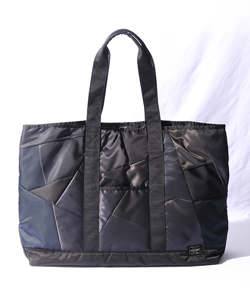 6d59fc5b6cd ANREALAGE(アンリアレイジ)の「panel patchwork nylon tote bag ANREALAGE × PORTER(トート
