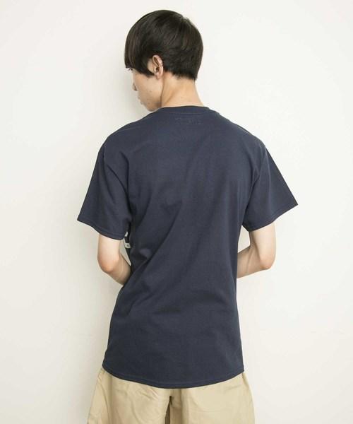 ポケットスターティーシャツ