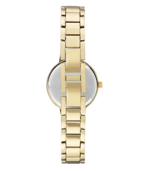 ARMITRON 腕時計 レディース アナログ ドレスウォッチ クリスタルアクセント