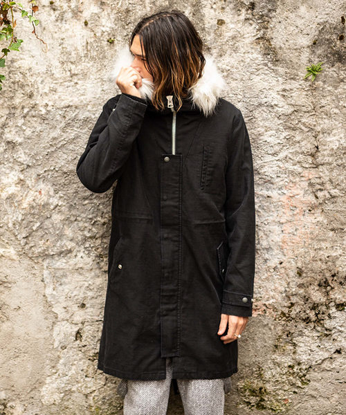 専門店では glamb/ グラム/ Bailey mods coat ベイリーモッズコート/ Bailey/ GB0319/JKT06(モッズコート) glamb(グラム)のファッション通販, イズミックワールド:f0a35690 --- 5613dcaibao.eu.org