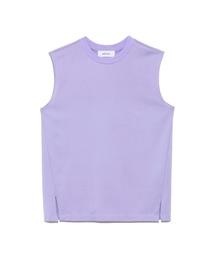 Mila Owen(ミラオーウェン)のベーシックノースリーブTシャツ(Tシャツ/カットソー)