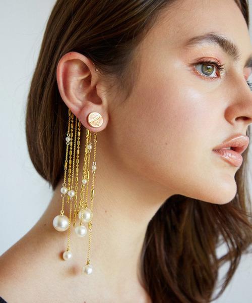【国内正規品】 Gold Pills OF Pills Ear Ear Cuff(イヤリング(片耳用))|OF ARC(オブアーク)のファッション通販, 【税込】:2283e079 --- fahrservice-fischer.de