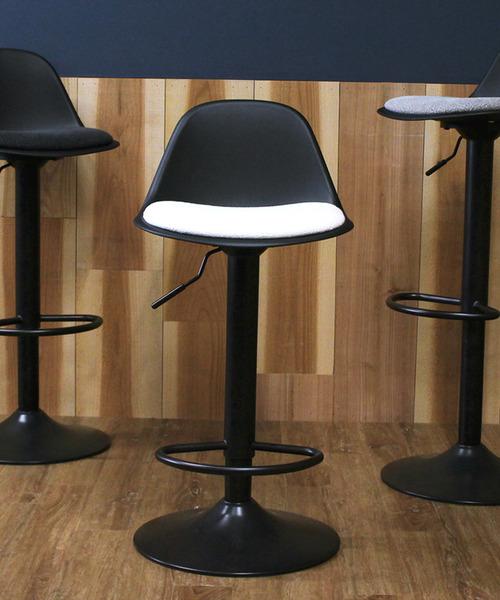 NO-FP counter chair BKxIV / ノーエフピーカウンターチェア