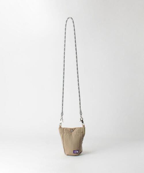 <THE NORTH FACE PURPLE LABEL> LOUNGE SHOULDER POUCH/バッグ