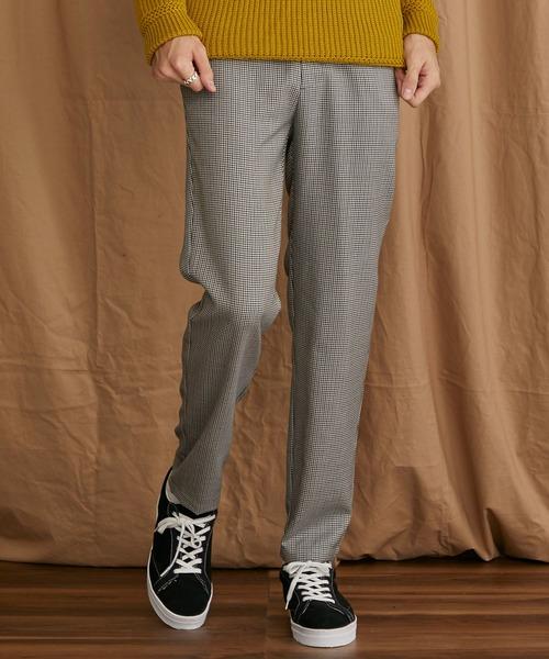 数量限定セール  【セール】チェックイージースラックス(パンツ) PUBLIC TOKYO(パブリックトウキョウ)のファッション通販, 歯科医院専売品のデンタルフィット:0cd1a396 --- pyme.pe