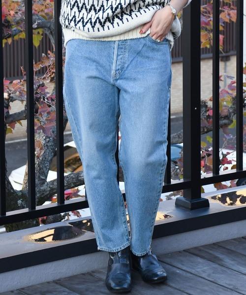 【新品本物】 ユナイトテーパードジーンズ(デニムパンツ) JOHNBULL Johnbull Private labo(ジョンブルプライベートラボ)のファッション通販, SnowParsley:f1d50716 --- svarogday.com